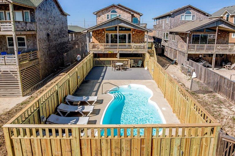 Sandy Too | Oceanfront | Private Pool | Nags Head, location de vacances à Nags Head