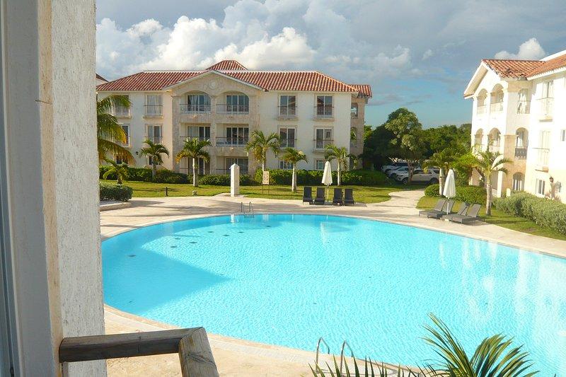 Velero 205 · The blue lagoon of the Caribbean Sea. Cadaques Caribe, holiday rental in Bayahibe