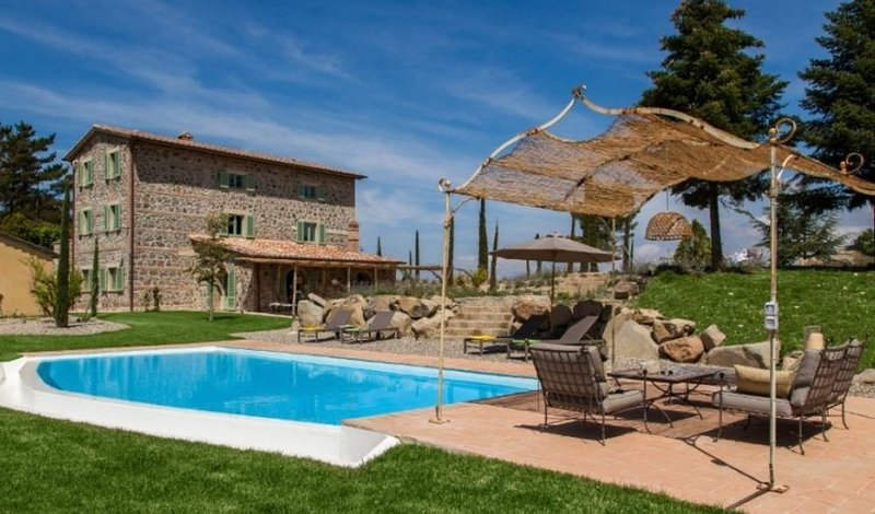 Villa Colombella, holiday rental in Radicofani