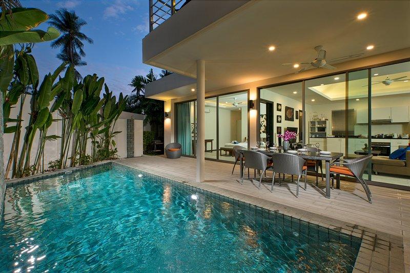 Villa Bawal by TropicLook, casa vacanza a Ko He