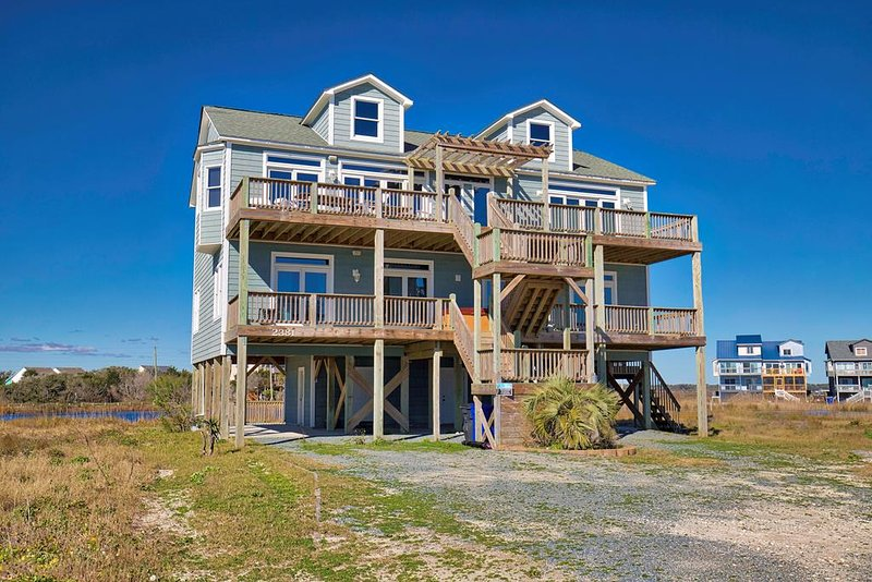 New River Inlet Road 2381, vacation rental in Jacksonville