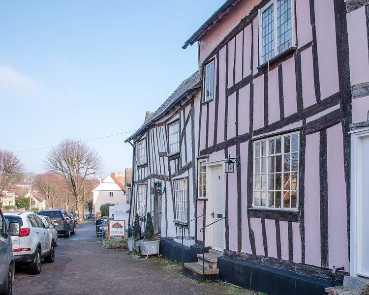 Rose Cottage, Lavenham (Air Manage Suffolk), location de vacances à Buxhall