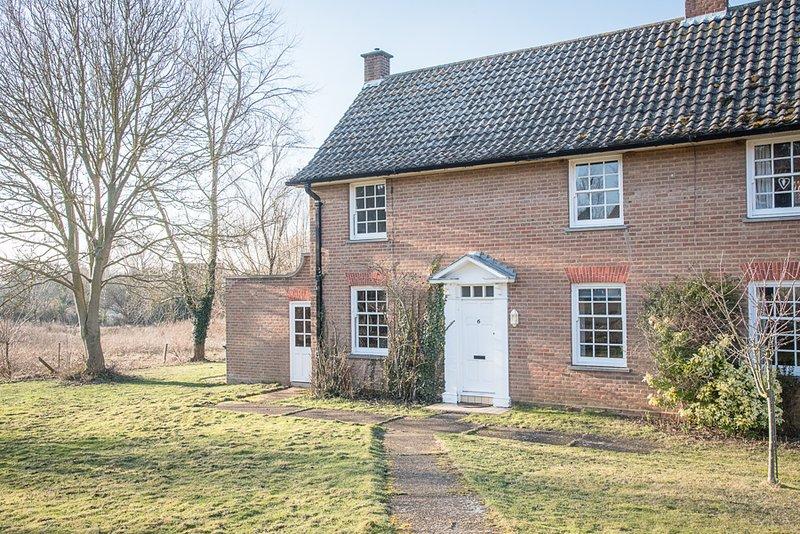 Partridge Cottage, Shottisham (Air Manage Suffolk), location de vacances à Hollesley
