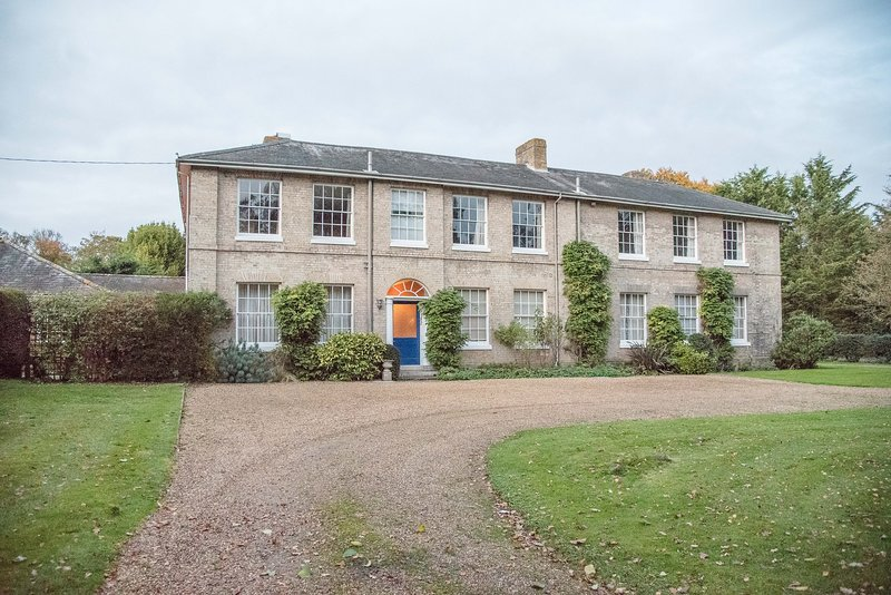 The Old Rectory, Tattingstone (Air Manage Suffolk), casa vacanza a Dedham