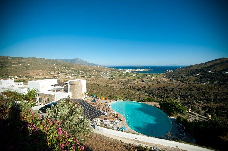 Villa Melania by Olive Rentals Villas, holiday rental in Gavrion
