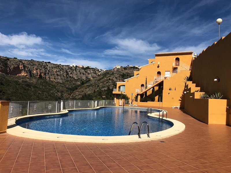 Apartment Murillo, holiday rental in Benitachell