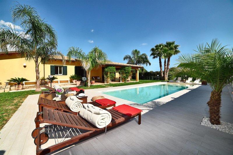 Villa Silene, location de vacances à Ispica