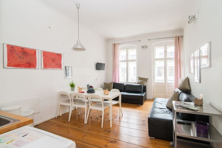 F09 elPilar FRIEDRICHS, holiday rental in Berlin