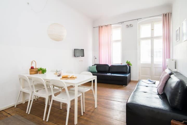 F05 elPilar FRIEDRICHS, holiday rental in Berlin