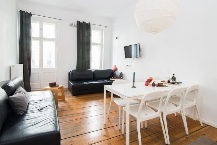 F07 elPilar FRIEDRICHS, holiday rental in Berlin