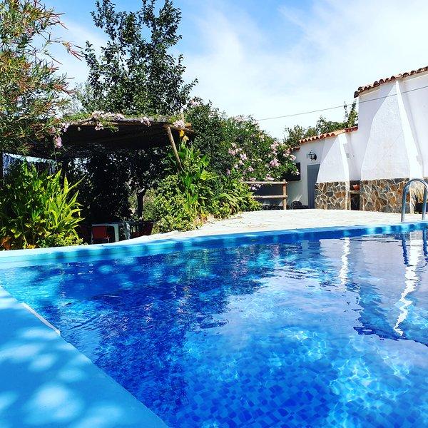 Casa Rural Paraje de Chanza en la Sierra de Huelva, vacation rental in Cortegana