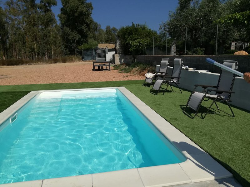 Amazing apartment with shared pool, holiday rental in Museddu