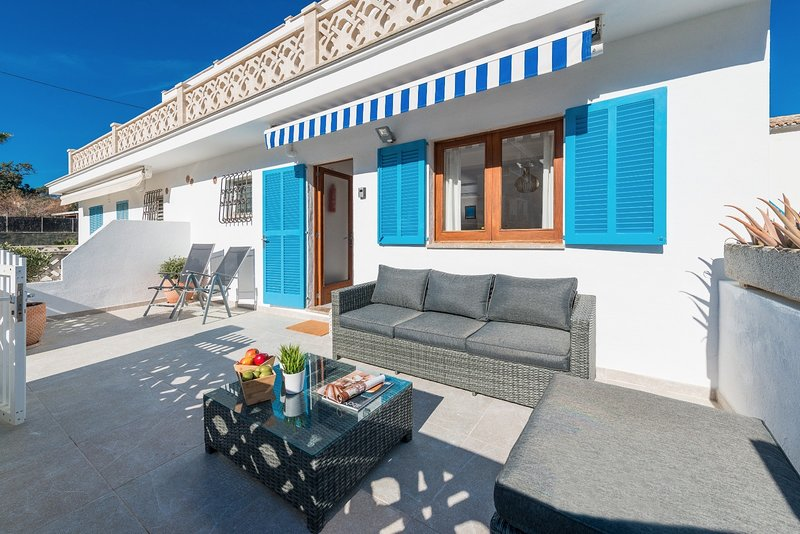 Apartamento Can Marce, location de vacances à Cala Sant Vicenc