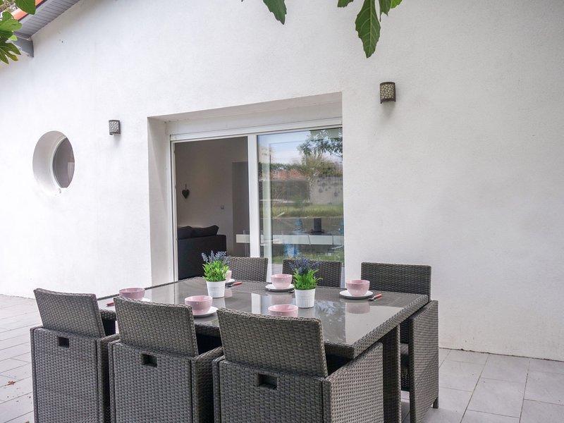 Le Clouzit, location de vacances à Pontaillac