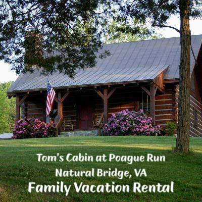 Tom's Cabin a Poague Run