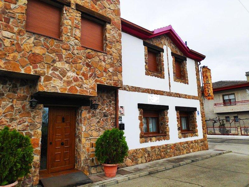 Casa Rural, categoría 4 estrellas., alquiler vacacional en Nieva