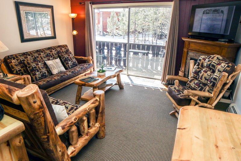 Fawn Valley Inn: 205, alquiler de vacaciones en Estes Park