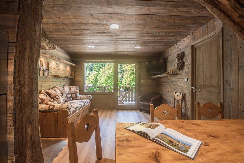 G12. Appartement premium 3/5p 42m² 1ch terrasse, holiday rental in Wildenstein