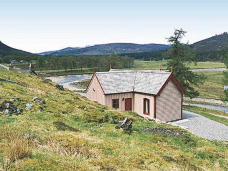 Stuffer's Cottage, aluguéis de temporada em Spittal of Glenshee