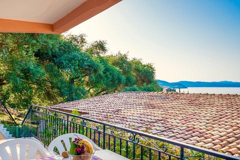 Nissaki Suite Artemis Apartment, alquiler de vacaciones en Katavolos