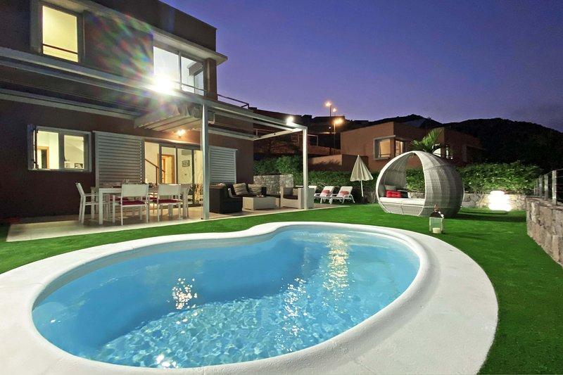 Salobre Vista Golf 16, holiday rental in Cercados de Espinos