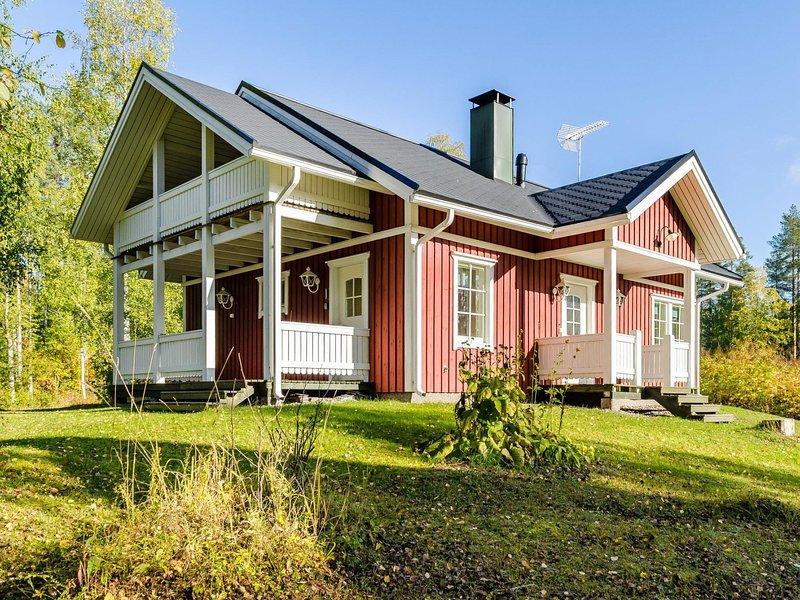 Käränkämökki, holiday rental in Haapalahti
