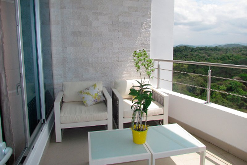 Our two bedroom condominium is beachfront in the Westin Playa Bonita Resort and the only option in Panama for both beach and city experiences.  Our luxiourus condo has views of the tropical rainforest, the Pacific Ocean and the Panama Canal - its a o...