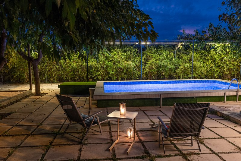Corinthian Villas Lemon Villa, vacation rental in Vrachati