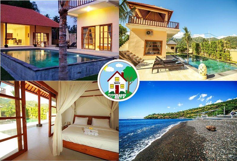 Beautiful cozy large Villa with modern decor and fully luxurious furnishings, vacation rental in Bunutan