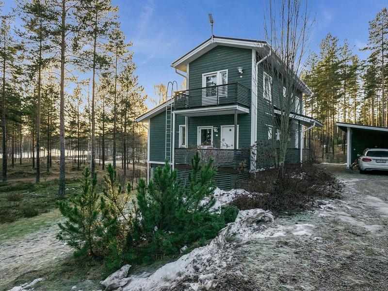 Villa kuoreksenrinne, holiday rental in Puumala