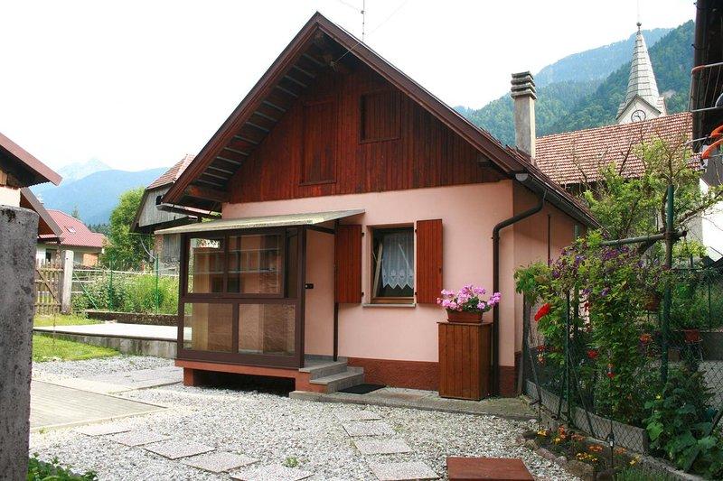 Beautiful house with terrace, alquiler vacacional en Sonnenalpe Nassfeld