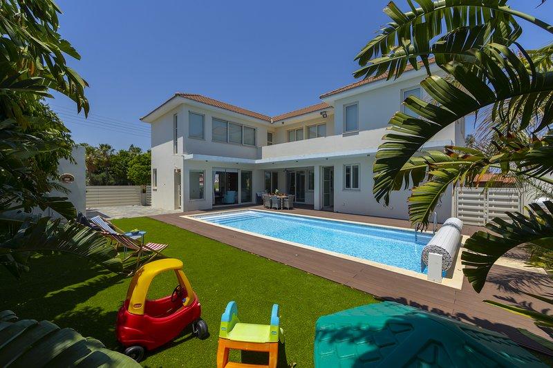 Larnaca Villa Marisol, holiday rental in Kiti