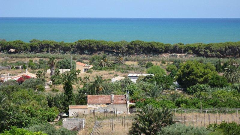5 Star Apartment in La Marina Village -- Wow Sea Views - 700m To Blue Flag Beach, holiday rental in La Marina