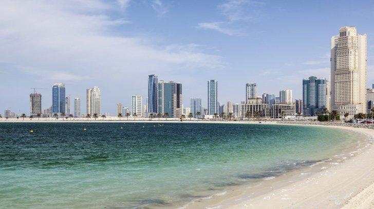 TRANQUIL 2 BR + BREAKFAST, AL MAMZAR BEACH, DEIRA, alquiler de vacaciones en Ajman