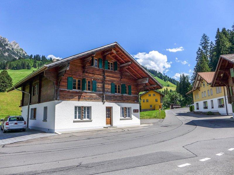Chalet Alte Post, location de vacances à Erlenbach im Simmental