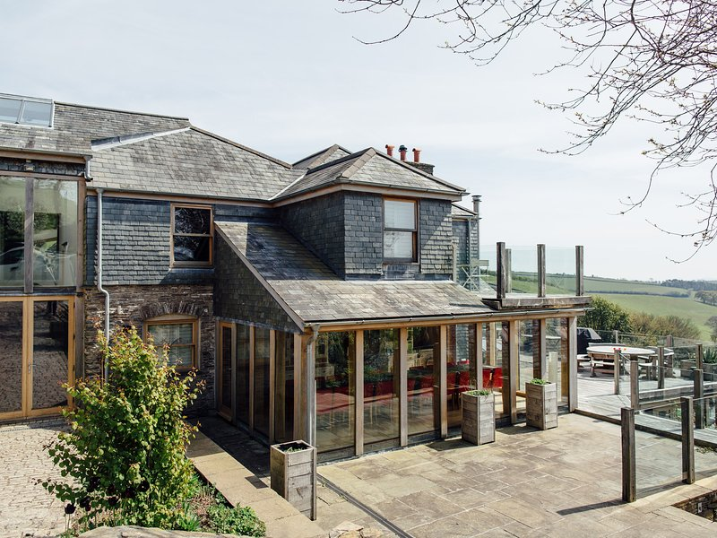 Worden house, Dartmouth, holiday rental in Strete