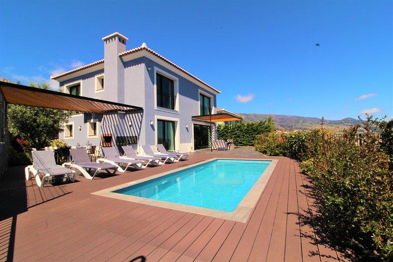 Eden Blue Villa, location de vacances à Jardim do Mar