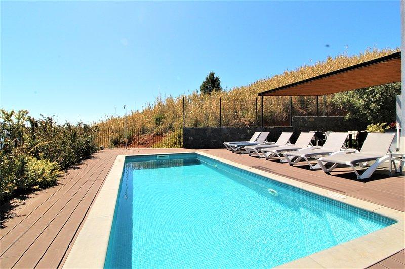 Eden Blue Villa, casa vacanza a Prazeres