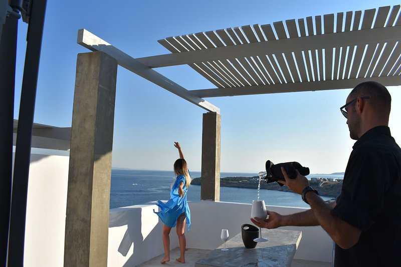 Votsalaki Resort Mykonos- Design Suite Β, vacation rental in Paradise Beach