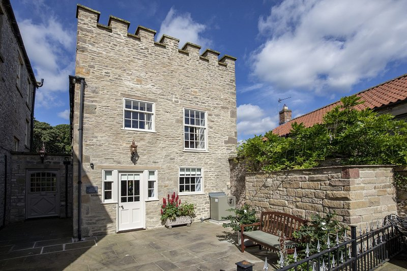 The Carriage House, holiday rental in Middleham