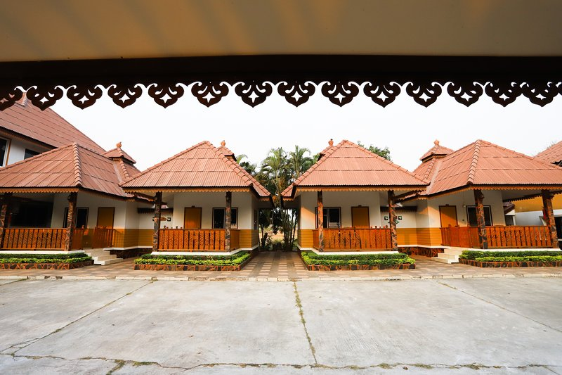 Where you can escape fast paced life, casa vacanza a Ratchaburi Province
