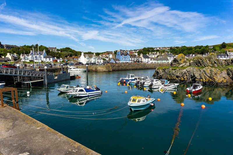 AILSA, holiday rental in Portpatrick