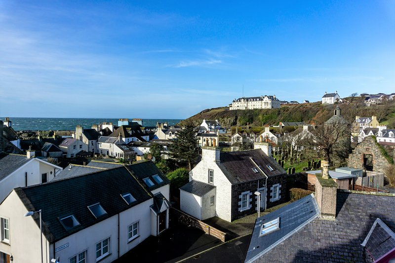 Arran, holiday rental in Portpatrick