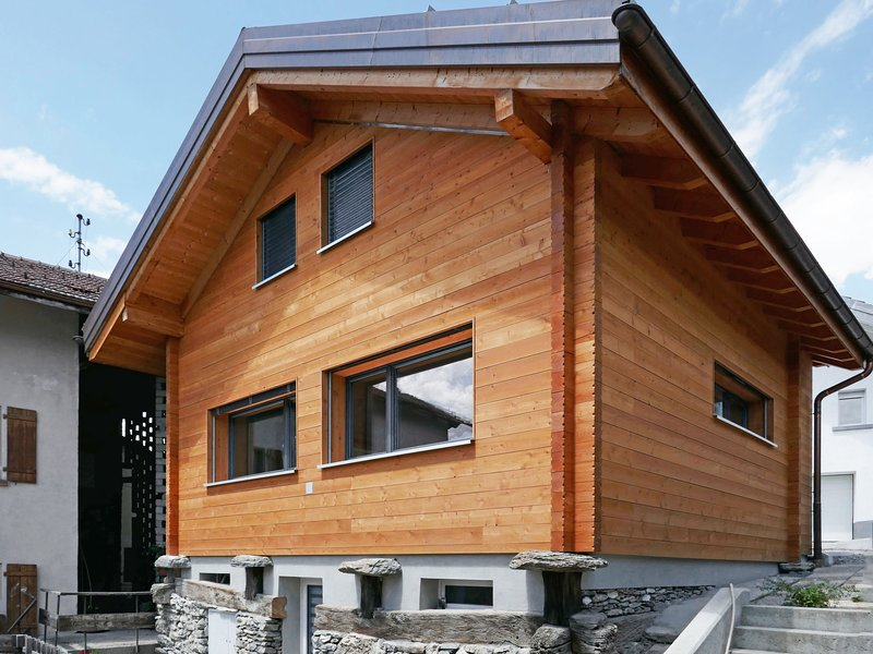 Le Raccard, vacation rental in Grimisuat