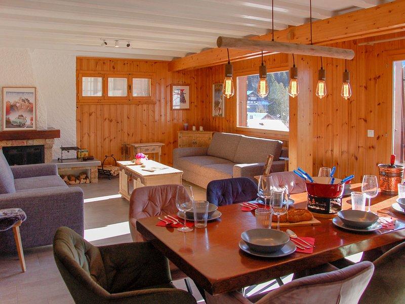 Chalet Chardonneret, location de vacances à Alpe des Chaux