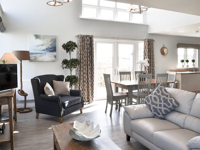 Puffins, vacation rental in Eglingham