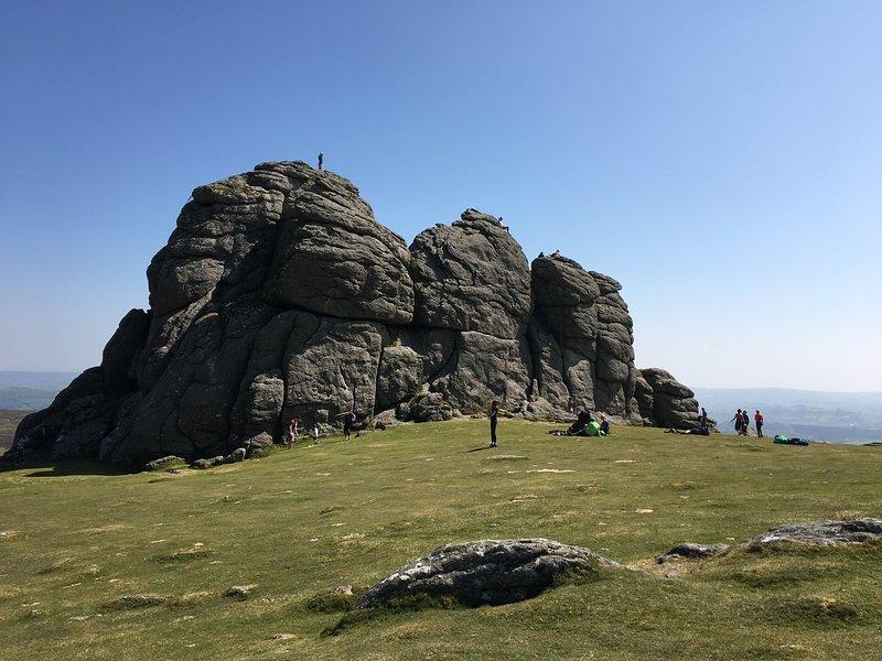The Haytor Dartmoor