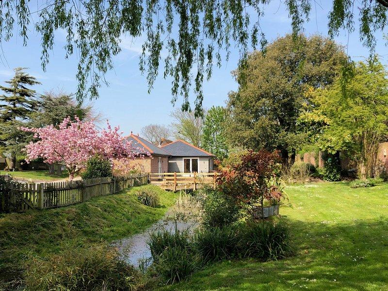Hardings Barn, casa vacanza a Hunston