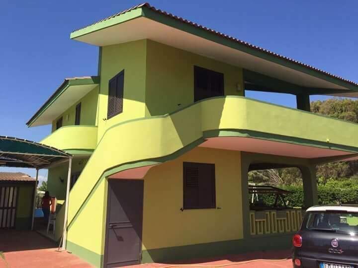 Appartamento Focallo con piscina ad uso esclusivo - wi-fi, vacation rental in Santa Maria del Focallo