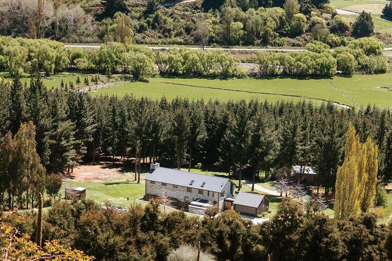Lass Wanaka - Woodlands frei